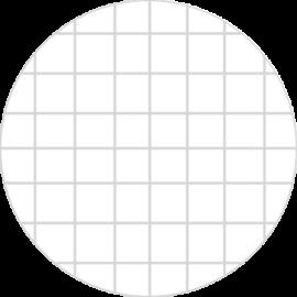 KEITTIO Valkoinen mosaiikki 5 x 5 cm