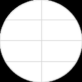 SEINALAATTA Kiiltava valkoinen 30 x 60 cm